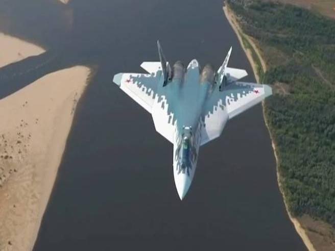 Il nuovo caccia di quinta generazione dell'aviazione russa