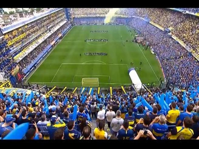 Boca Juniors-River Plate 2-2: i gol del pari spettacolo