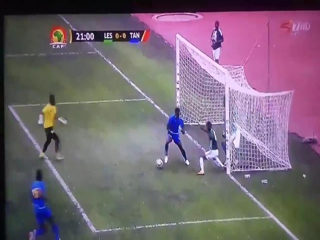Lesotho-Tanzania, 7 secondi e 5 errori: la pazza azione nelle qualificazioni alla Coppa d'Africa