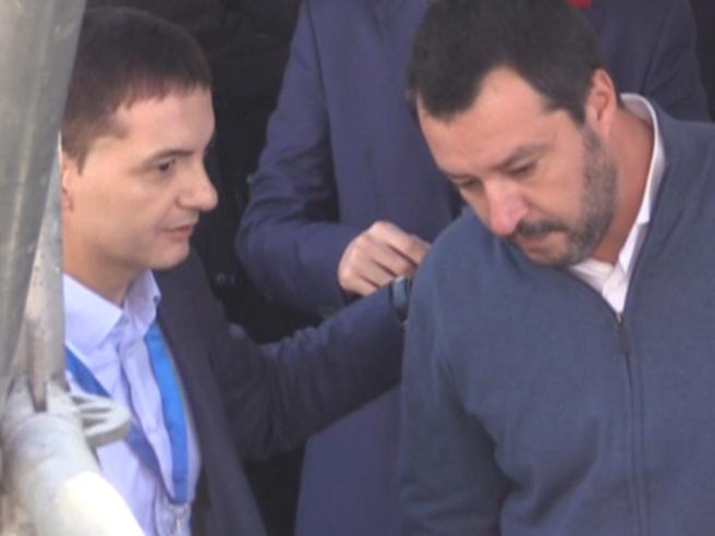 Morisi: «Filosofo e informatico,  sono l'amplificatore di Salvini» Il video