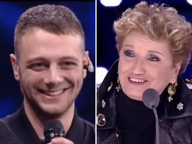 X Factor 2018: Mara Maionchi, pazza per Anastasio, è incontenibile. «Mi piace la tua rabbia» e  parte la parolaccia