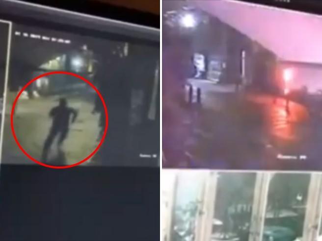 Esplosione alla pizzeria Sorbillo: nel video  chi ha messo la bomba