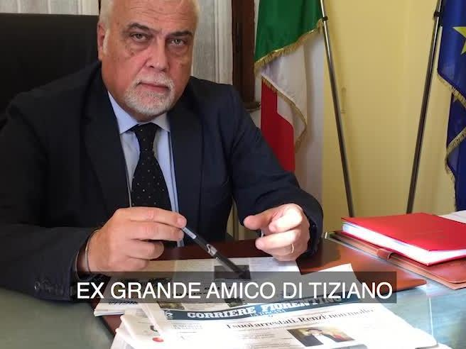 Daniele Lorenzini, sindaco di Rignano ed ex amico di Tiziano Renzi che ha sconfitto il Pd