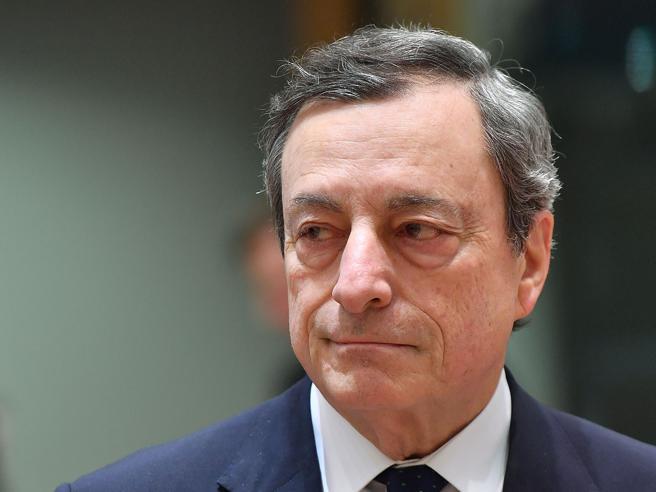 Il presidente della Bce Draghi riceve la laurea ad honoremin Giurisprudenza    La diretta