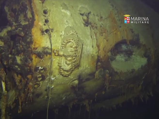 Al largo di Stromboli scoperto il relitto dell'incrociatore Giovanni Dalle Bande Nere affondato nel 1942