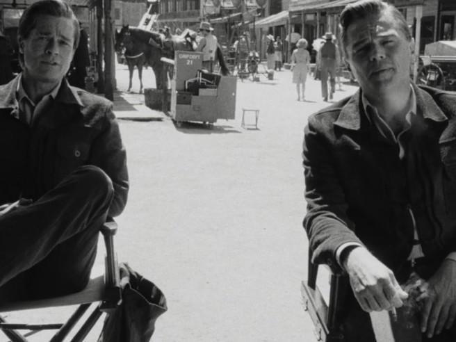 «C'era una volta… a Hollywood», Pitt e DiCaprio in bianco e nero per Tarantino
