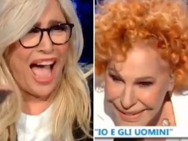 Ornella Vanoni a Mara Venier: «Io non sono mai andata a letto con Califano. E tu? Sei una...»
