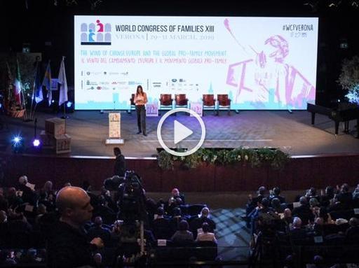 Verona congresso delle famiglie la diretta del secondo for Oggi parlamento diretta