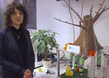Laura Margheri, l'ingegnere che crea robot ispirandosi ad animali e piante