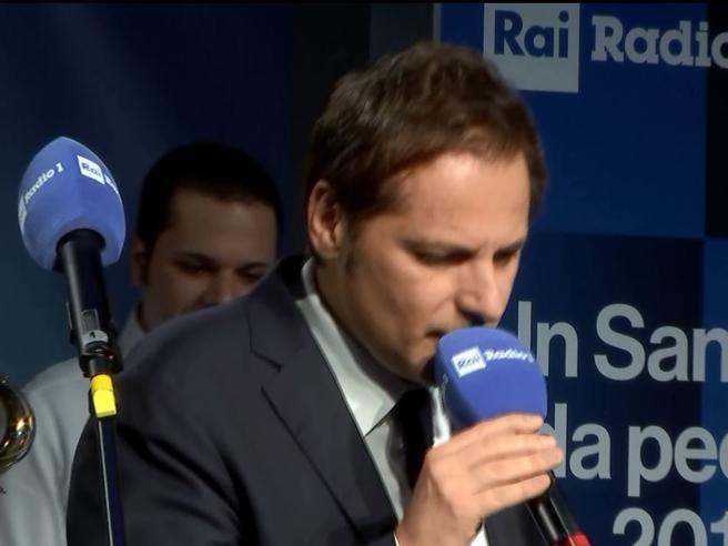 Quando Armando Siri cantava (vincendo a Radio Uno) «Perdere l'amore»