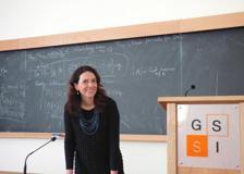 Marica Branchesi, l'astronoma che «ascolta» i segnali dell'universo