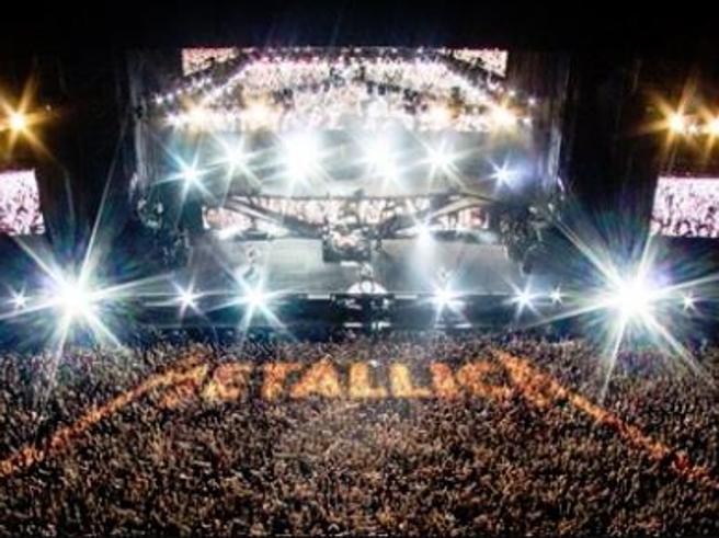I Metallica suonano «El Diablo». L'omaggio a sorpresa ai Litfiba