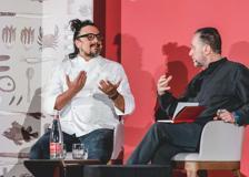 Alessandro Borghese a Cibo a Regola d'Arte: «Il futuro inizia... ieri»