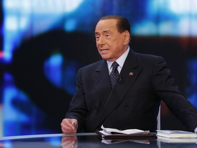 Silvio Berlusconi: al governo un'alleanza innaturale. Dopo le europee nuove elezioni Live