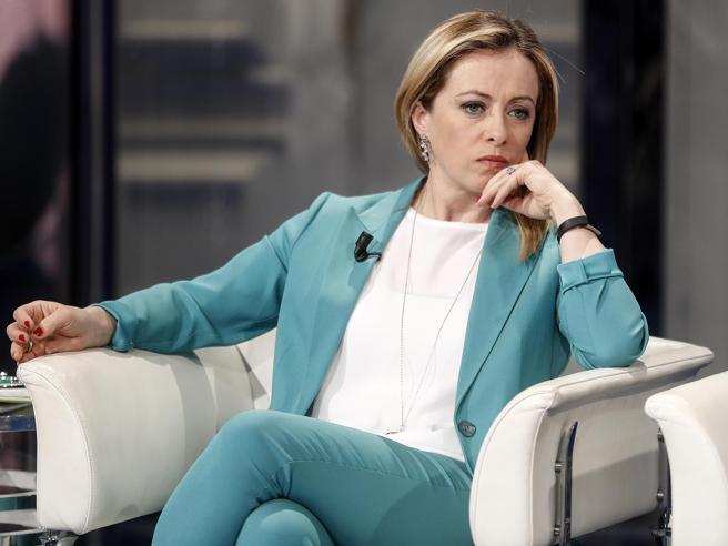 Elezioni Europee, Giorgia Meloni e la sfida di Fratelli d'Italia a #CorriereLive Diretta