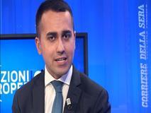 #Corrierelive, Di Maio: «Prima c'era più collaborazione con Salvini, dal caso Siri ci parliamo solo al Cdm»