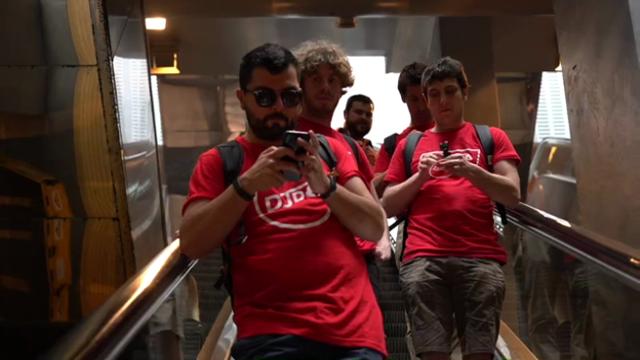 Lo Stato Sociale in viaggio sulla metro da Genova a Catania (in 24 ...