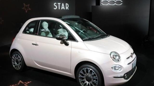 Star E Rockstar Le Nuove Fiat 500