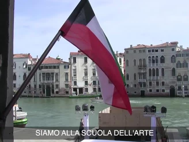Il Kuwait lancia a Venezia il mega progetto internazionale di arte contemporanea
