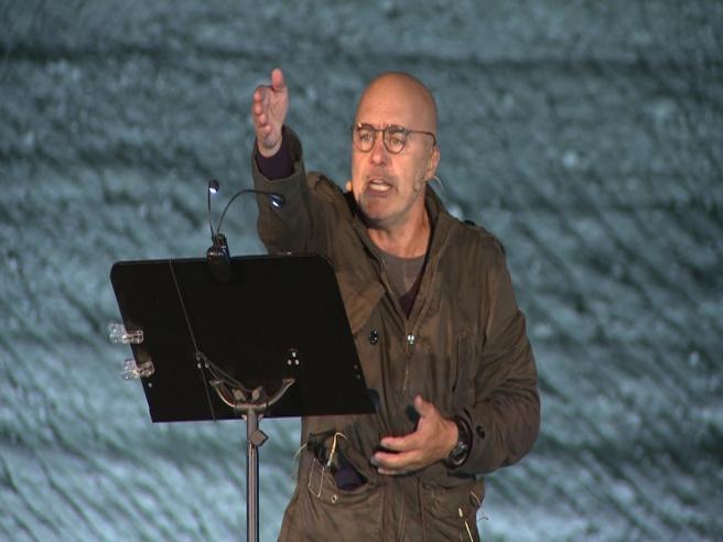 Zingaretti commuove il pubblico: «Se fosse vostro figlio ad avere bisogno di un rene?»