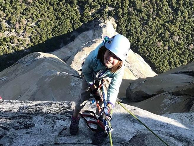 L'impresa di Selah, a 10 anni scala El Capitan: è la più giovane di sempre