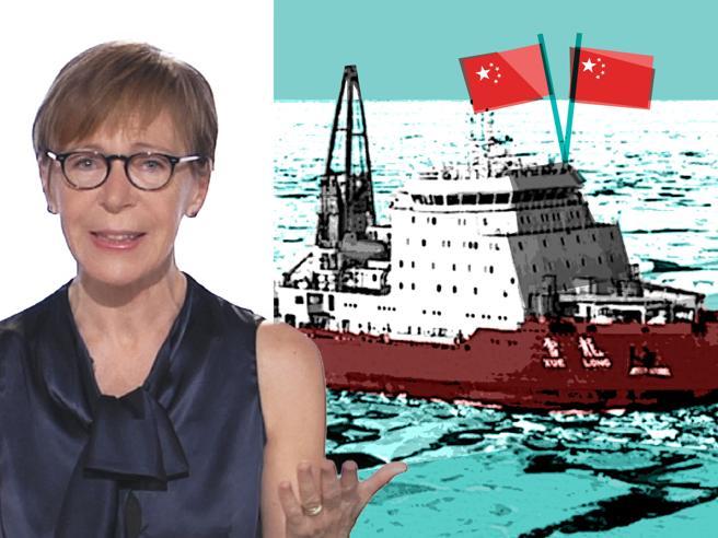 L'Artico si scoglie e la Cina è già lì per il grande affare: