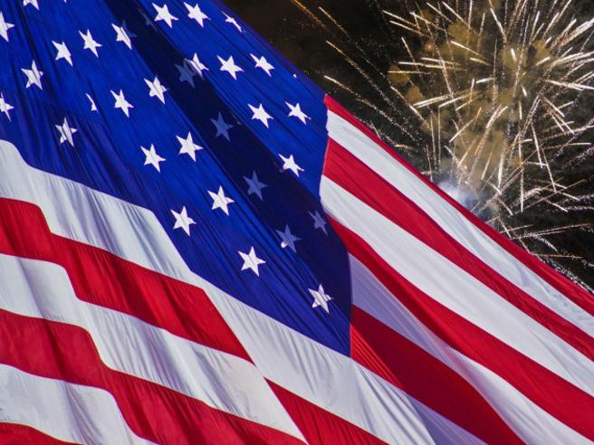 Independence Day, l'America festeggia il  4 luglio Diretta tv