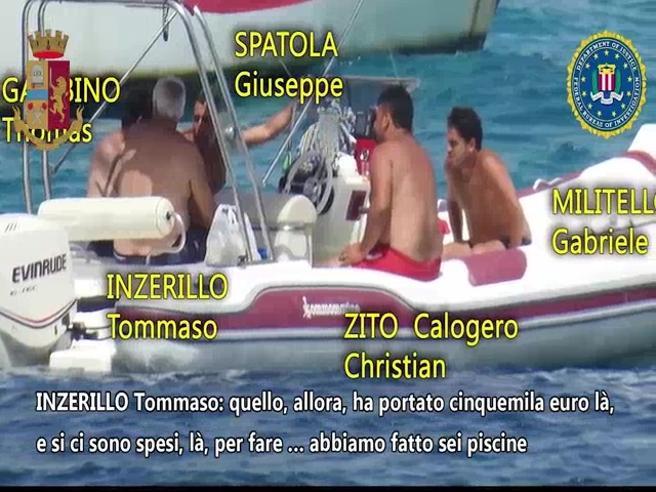 Mafia, arresti tra Palermo e New York: la riunione dei boss su un gommone a Mondello