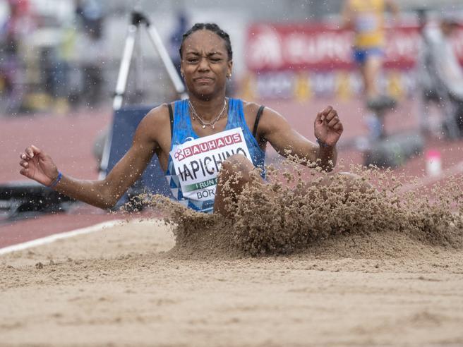Larissa Iapichino è oro nel salto in lungo: il video della sua impresa