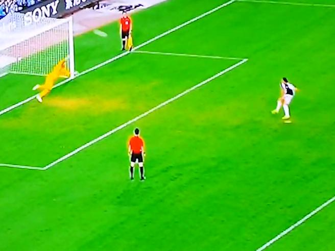 Juve-Inter: rigore di Rabiot alle stelle, Sarri s'arrabbia...