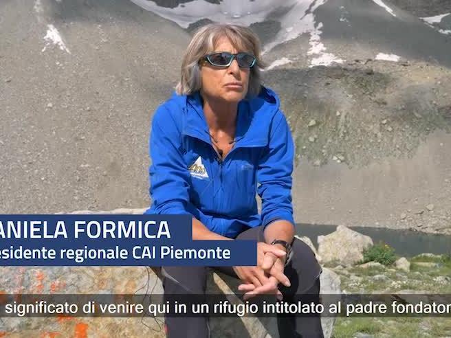 Il CAI Piemonte sul Re di Pietra: l'omaggio al fondatore del CAI Quintino Sella