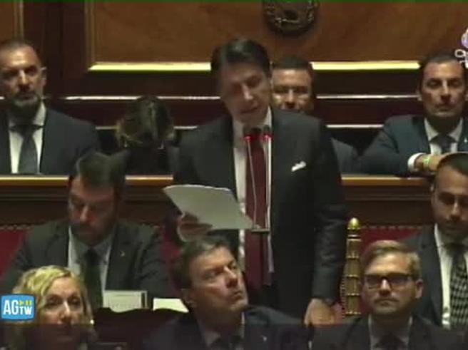 Crisi di governo, Conte: «Salvini ha perseguito interessi personali e di partito»