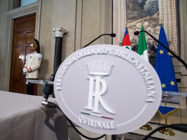 Crisi di governo: parla Mattarella Diretta