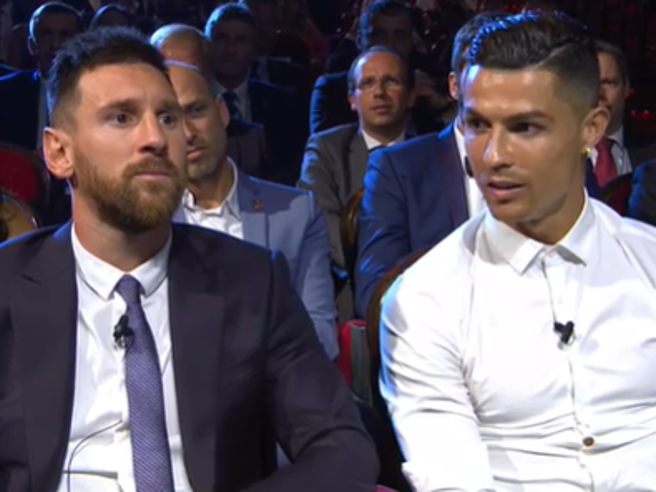 Cristiano Ronaldo a Messi: «Spero andremo presto a cena insieme»