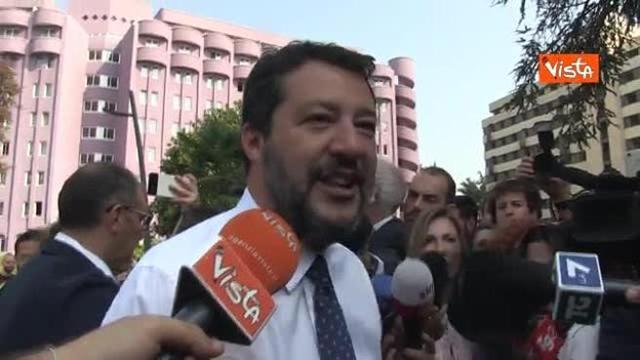 Salvini: «La signora che non affitta ai meridionali? Una cretina, lontanissima dal mio pensiero»