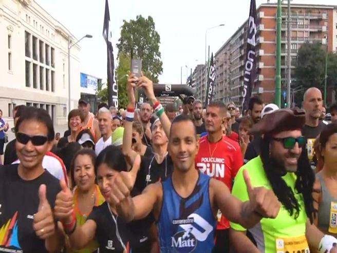 Milano: Salomon-Run-2019, oltre 4000 partecipanti
