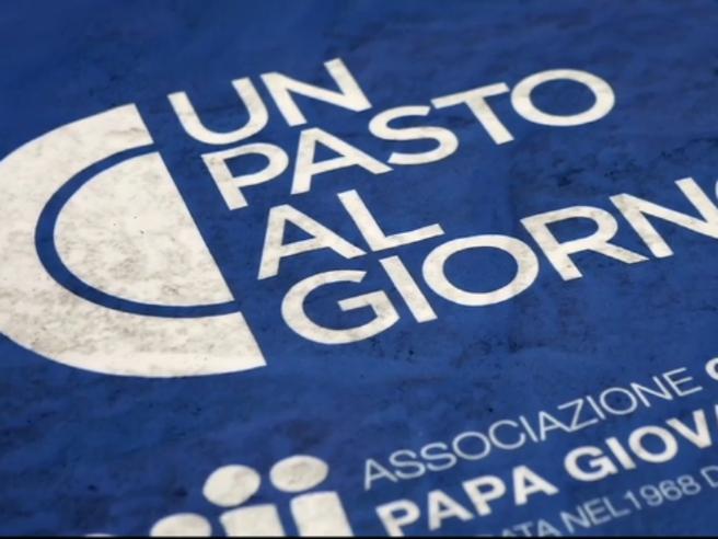 «Un pasto al giorno», l'iniziativa solidale della Comunità Papa Giovanni XXIII