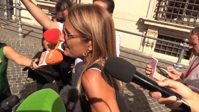 Governo, Malpezzi: «Uscita dal Pd? Ora non è priorità»