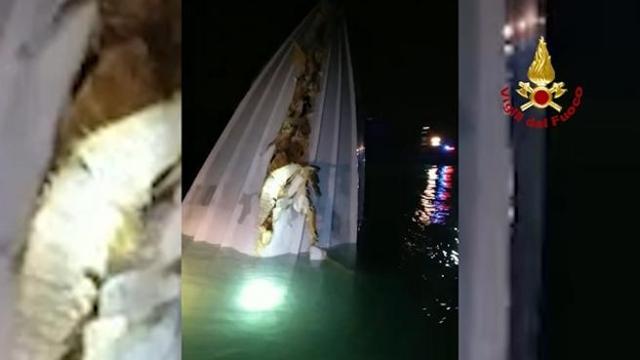 Venezia, barca si schianta contro una diga: 3 morti e un ferito