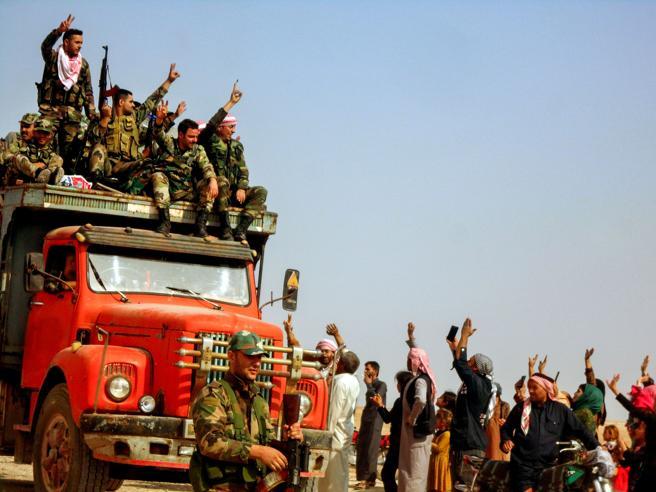 Siria, il video da Derek: «La vittoria diplomatica di Putin ha portato la pace»
