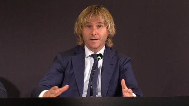 Image result for Juventus assemblea degli azionisti 2019 pavel nedved