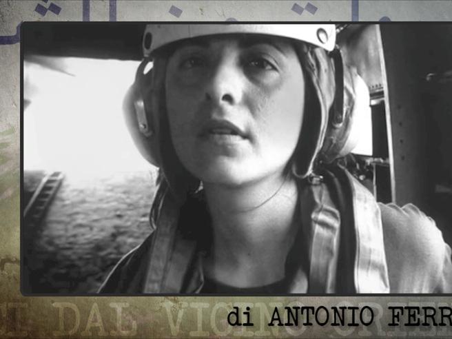 La voce di Maria Grazia Cutuli prima del suo assassinio