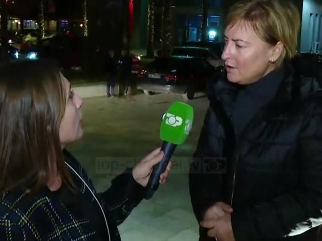 La gaffe della sindaca di Durazzo Valbona Sako: «Contenti di avere avuto solo 50 morti». Costretta alle dimissioni