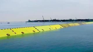 Il video del Mose a Venezia: si alzano dighe