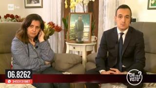 Omicidio Sacchi, i genitori: «Nel momento del decesso Princi propose di prendere un panino»