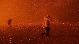 Le fiamme si stanno avvicinando pericolosamente a Sydney