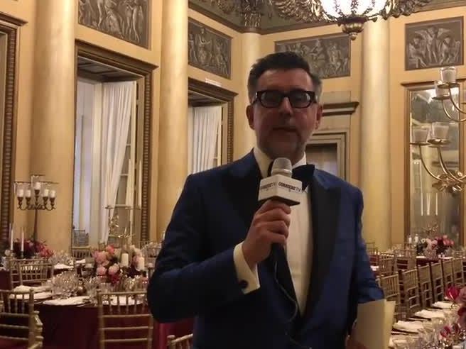 Scala, 500 ospiti per la cena di gala alla Società del Giardino con risotto stellato