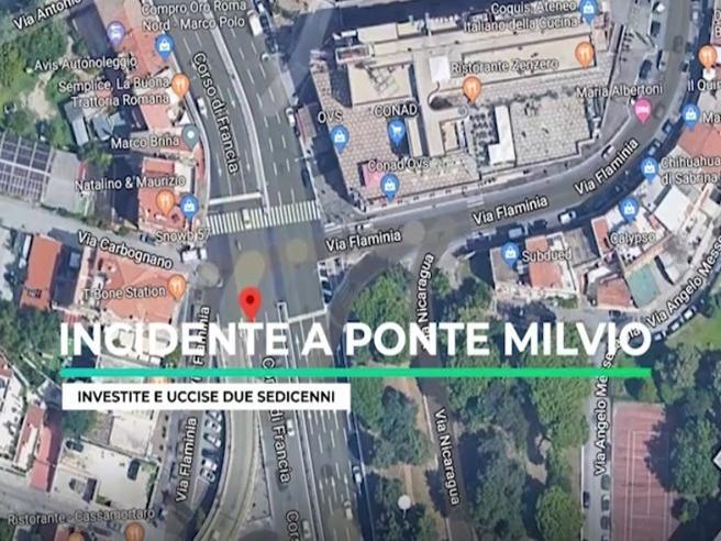 Pietro Genovese e l'investimento di Gaia e Camilla: ecco cos'è successo | Video