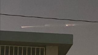 Porto Rico: misteriose luci nel cielo