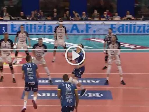 Volley: le big four staccano il pass per le semifinali di Coppa Italia
